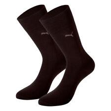 2 x 2er Pack Puma Herren Socken Classic 43-46 braun