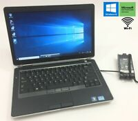 """Dell Latitude E6430S 14.1"""" Laptop i5-3380M 2.9GHz 320GB HDD 8GB Windows 10 **"""