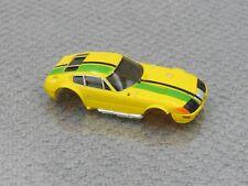 Aurora Afx Ferrari Body Only Yellow Clean And Bright