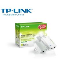 TP-LINK 300Mbps AV500 WiFi Powerline Gaming Homeplug Adapters Kit TL-WPA4220KIT