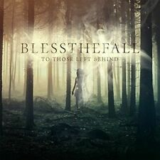 BLESSTHEFALL - TO THOSE LEFT BEHIND [SLIPCASE] NEW CD