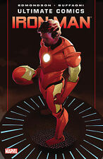 Ultimate Comics: Iron Man by Edmondson & Buffagni 2013 TPB Marvel Comics OOP