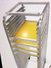 Aluminum Drying Rack Screen Printing New