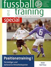 Positionstraining 1, Verteidiger und defensive Mittelfeldspieler