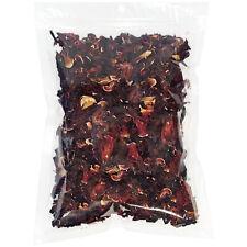 Hibiscus Flowers (8 oz) - Healthy Dried Treat - Chinchilla, Prairie Dog, Degu