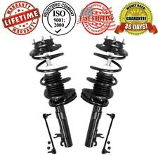Front Complete Struts & Spring + Sway Bar Links for Focus 00-2005 Excluding SVT