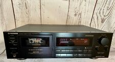 Pioneer CT-777 - Stereo Cassette Deck