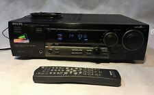PHILIPS MATCH III LINE Home Theater A/V Stereo Surround Receiver FR-975