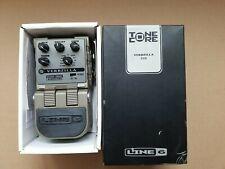 Line 6 Tone Core Verbzilla Stereo Digital Reverb Echo Rare Guitar Effect Pedal