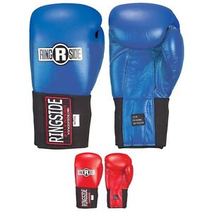 Ringside Boxing Competition Safety Gloves - Hook & Loop