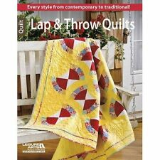 Make Lap & Throw Quilts (Paperback) New Book