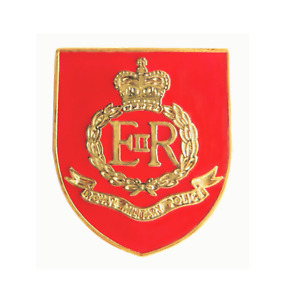 British Army Royal Military Police Pin Badge - MOD Approved