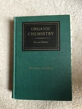 ORGANIC CHEMISTRY * 2nd Edition Textbook * Morrison Boyd * Hardcover