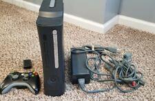 Microsoft Xbox 360 Elite 120Gb Bundle Complete Working Set