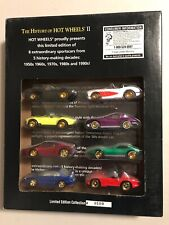 Hot Wheels 1994 The History of HOT WHEELS II  Limited Edition Collection