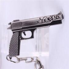 Glock Gun Keychain NEW Pistol Weapon Mini Gun Model Metal Keyring Key Ring NEW