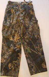 Mossy Oak Break Up Cargo Pants Size S