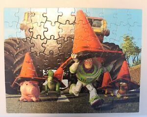 Disney - Pixar TOY STORY 2 Puzzle 70 Pieces Mattel Complete Used