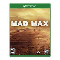 Mad Max for Xbox One Brand New 6E