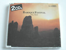 Baroque Festival Vol.1 & 2 (2 x CD Album) Used Very Good