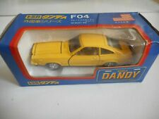 Tomica Dandy Ford Mustang II Mach 1 in Yellow on 1:45 in Box