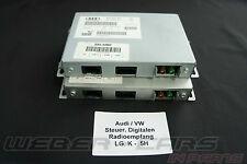 Audi A6 4F A8 4E Unidad de Control para Digital Recepción de Radio Ee.uu. Sirius