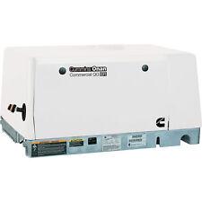 Cummins Onan Commercial Generator QG 5500 KW 5.5hgjae-2144 LP Vapor 120/240v