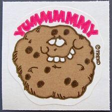 Vintage TREND Stinky Stickers CHOCOLATE CHIP matte Scratch-N-Sniff sticker
