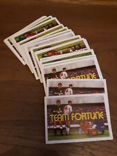 striker league football game vintage replacement team fortune y430
