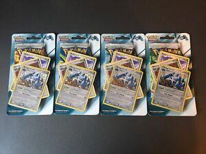 Pokémon Platinum Arceus Metagross Blisters - art set