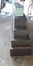 12.7mm 1//2 inch x 300mm Square bar stock 1214 machining steel mill lathe