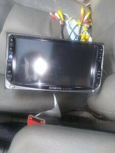 Kenwood excelon double din car stereo