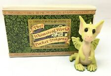 """""""Baby Brother"""" Whimsical World of Pocket Dragons Real Musgrave 1989"""