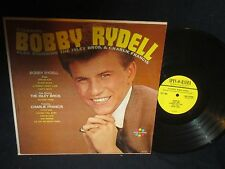 Bobby Rydell  Also Starring the Isley Bros. & Charlie Francis LP