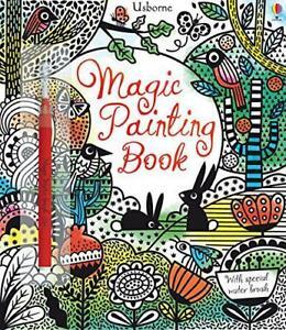 Pittura Magica Libro Di Fiona Watt, Nuovo ,Gratuito & , (Libro IN Brossura)