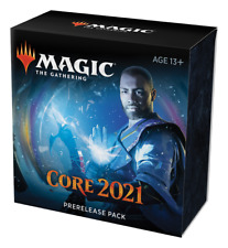 Magic The Gathering Core 2021 M21 Prerelease Kit Pack Mtg Sealed