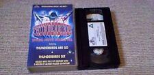 Thunderbirds Are Go / Thunderbirds Six MGM UK PAL VHS VIDEO 1992 Gerry Anderson