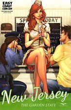 Zenescope Grimm Fairy Tales Vol 2 #5 East Coast CC Mike Debalfo Excl Ltd to 250