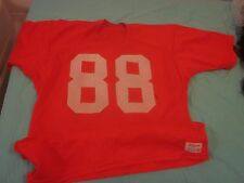 1976 NFL Football Tampa Bay Buccaneers Game Used Practice Jersey #88 Barry Smith