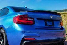 Heckspoiler passend für BMW 2er F22 F87 Coupe Saphirschwarz 475