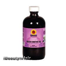 "Tropic Isle Living ""Lavender"" Jamaican Black Castor Oil 8oz"