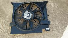 Volvo 03-14 XC90 AC Air conditioner cooling condenser Aux fan + housing 30680005