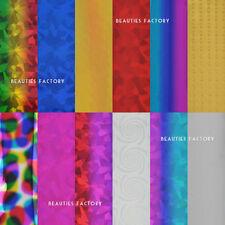 Decorazioni brillanti multicolori per unghie