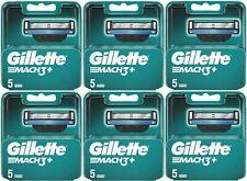 Gillette Mach3+ Lames de Rasage x5