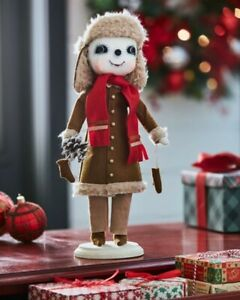 """JOE SPENCER GATHERED TRADITIONS """"CLARK"""" #73240 SNOWMAN STAND NEW * FREE SHIPPING"""