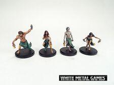 Kingdom Death Monster Starting Prologue Survivors Miniature Painting Services