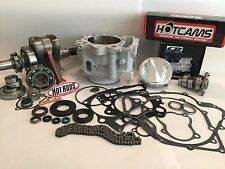 06-08 Raptor 700 Hotcams Hotrods 108mm 815cc Big Bore Stroker Motor Rebuild Kit