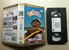 TOTS TV - OUT TO SEA AND (&) OTHER STORIES - GOLD COLLECTION - VHS VIDEO