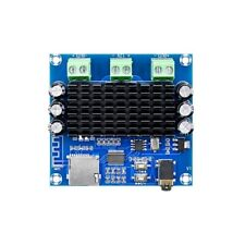 Bluetooth 5.0 TDA7297 Digital Power Amplifier Board 2x15W Stereo Audio TF AUX