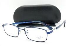 NEW Rayban Prescription Frame Blue RX8745D 1061 55mm 8745 Titanium AUTHENTIC Rx
